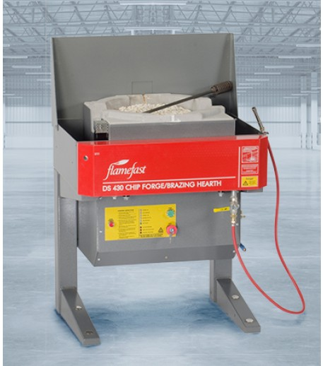 DS430A Ceramic Chip Forge