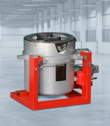 CM450 Safety Tilt Crucible Furnace