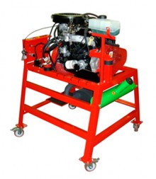 Petrol Engine Trainer - ER-FF1210DIS