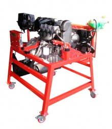 Diesel Engine Trainer - ER-FF8710