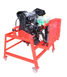 Diesel Engine Trainer - ER-FF8715