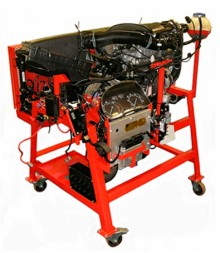 Turbo Diesel Engine Trainer - ER-FF9505