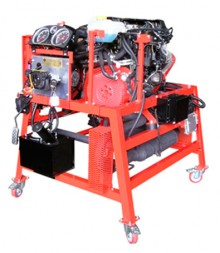 Diesel Engine Trainer - ER-FF9606
