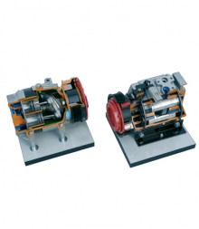 Axial Alternative Compressor - FF10653 & FF10652