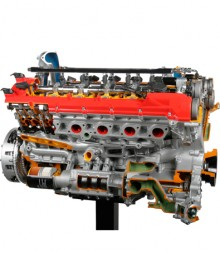 Cylinders Engine - FF4550
