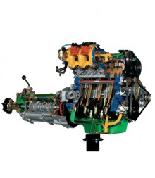 Fiat Engine - FF4805