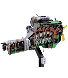 Petrol Engine - FF5170