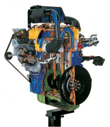 Turbo Diesel Engine - FF6010