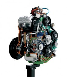 Turbo Diesel Engine - FF6075