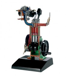 Petrol Engine - FF7460