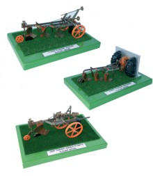 Plough Models - FF8663, FF8664, FF8665