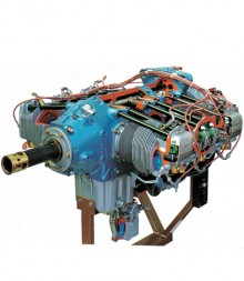 Opposed-Piston Engine - FF9260