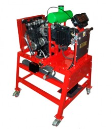 Motorcycle Engine Trainer - MCER-FF003