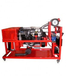 Diesel Engine Trainer - REV-FF001