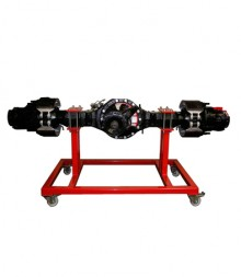 Sectioned HGV Rear Axle - HXRA-FF003