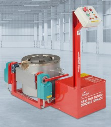CRM700 Melting Crucible Furnace