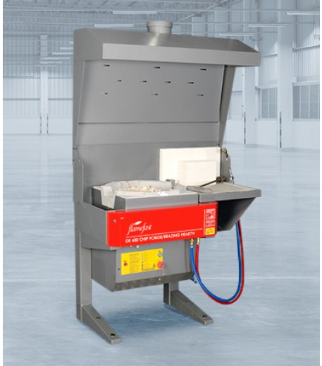 Flamefast DS430S Chip Forge and Brazing Hearth