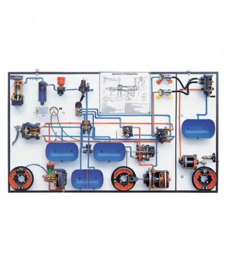 Air Breaking System - FF12170