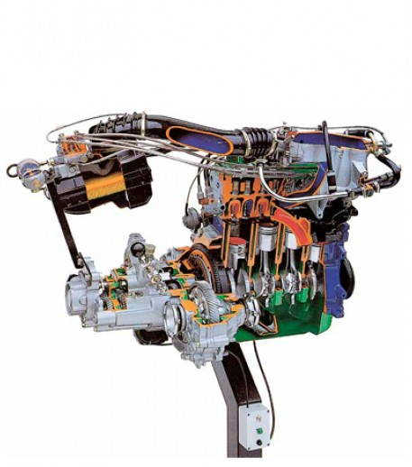 Petrol Engine - FF5165