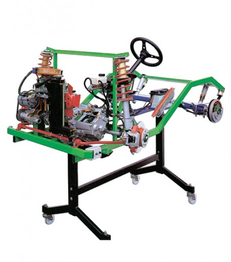 Chassis Carburettor - FF5250 P
