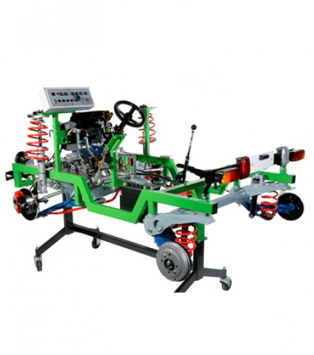 Turbo Diesel Chassis - FF6175