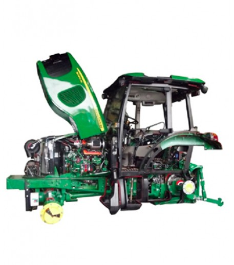 Sectioned Tractor Trainer - XGL-FF001