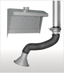 VARIVAC Modular Fume Extraction System