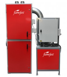 Flamefast Centralised Extraction System - CDEX40