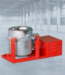 CM450PB Safety Tilt Crucible Furnace