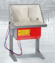 DS400 Brazing Hearth