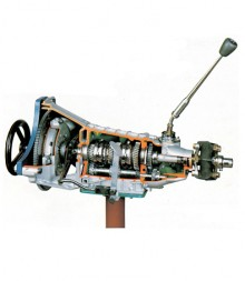Gearbox with Clutch - FF11020