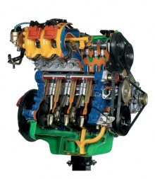 Fiat Engine 16 Valve - FF4800