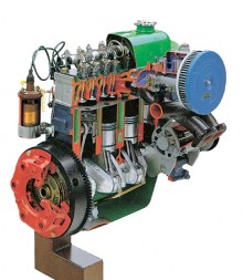 Cylinders Petrol Engine - FF5240