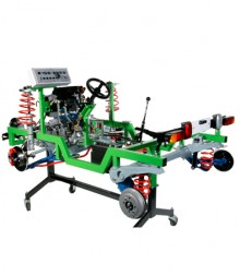 Petrol Multi-Point Engine Chassis - FF5272