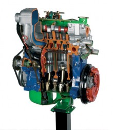 Diesel Engine for Small Car - FF6065