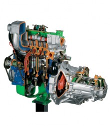 Front Drive Diesel Engine - FF6068