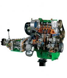 Turbo Diesel Engine - FF6070