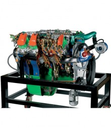 Turbo Diesel Truck Engine - FF6084