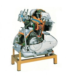 """Ducati"" Motorcycle Petrol Engine - FF7820"