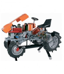 4 Driving Wheel Tractor - FF8000