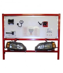 Discharge Lighting Trainer - HID-FF001