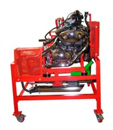 Motorcycle Engine Trainer - MCER-FF001