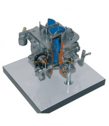 Vertical Twin Carburettor - FF10310