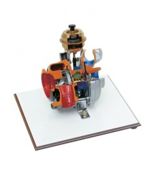 Variable Geometry Turbosupercharger - FF10460