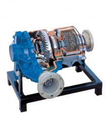 Viscous Coupling Differential - FF11250