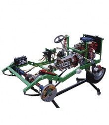 Fiat Car Chassis - FF5300