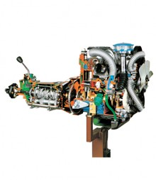Turbo Diesel Engine - FF6020