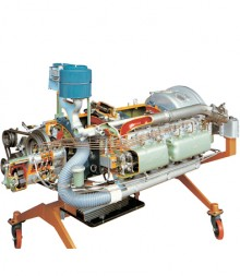 Diesel Engine for Buses - FF6090