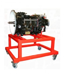 Sectioned HGV Gearbox - HXGM-FF003